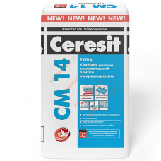 Клей церезит д/п см 14 25кг